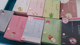 MBD sheet masks