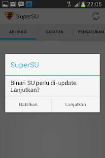 Update binary superSU