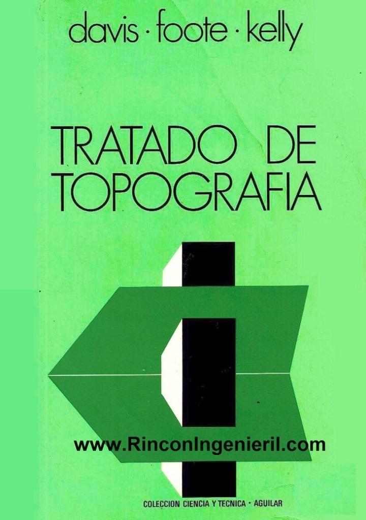 Tratado de topografía – Raymond E. Davis
