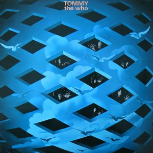 "THE WHO : ""Tommy"" 1969"