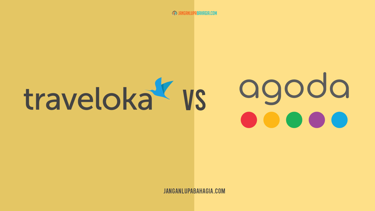 perbadingan traveloka vs agoda