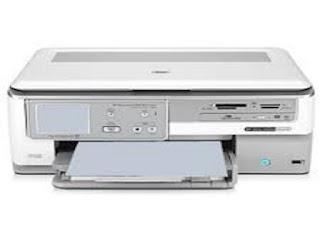 Image HP Photosmart C8100 Printer