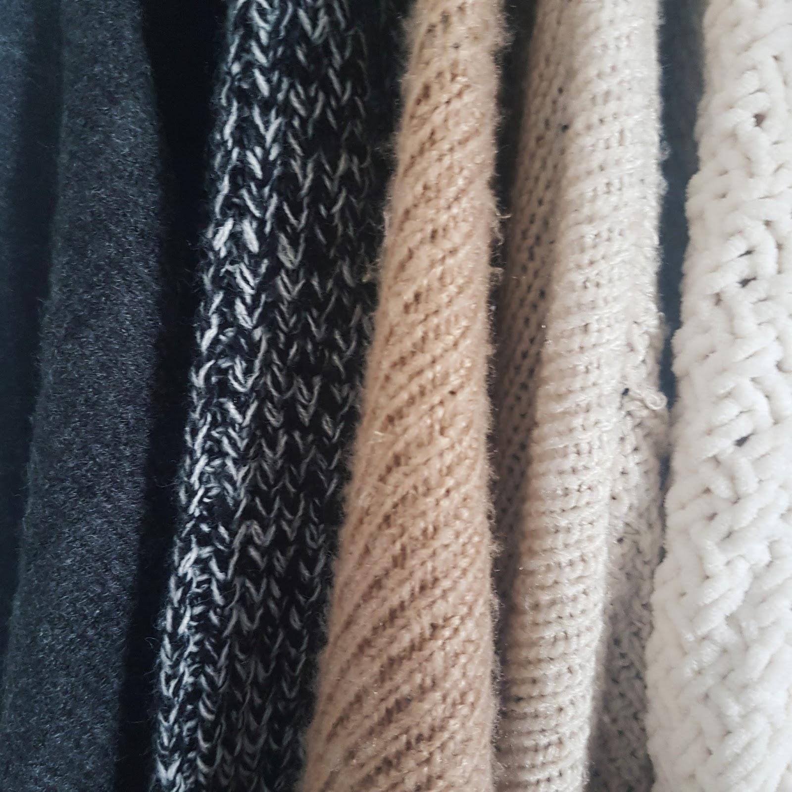 Chunky Knit Fabrics