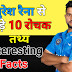 सुरेश रैना से जुड़े 10 रोचक तथ्य | 10 Interesting Facts About Suresh Raina