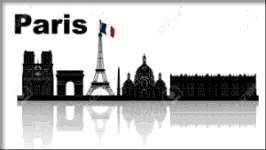 Cidade Paris - imagem logo