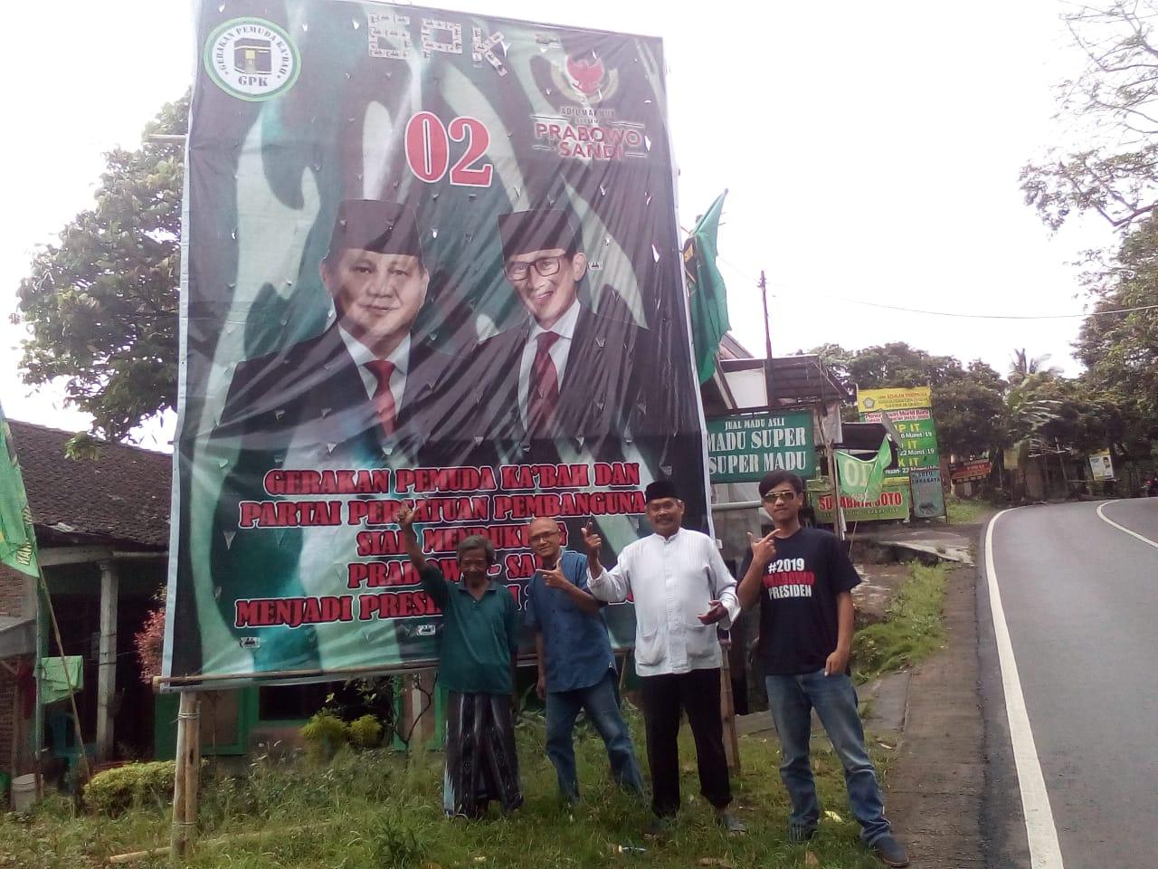 Gerakan Pemuda Kabah (GPK) Kecamatan Bandungan