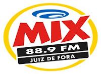 Rádio Mix FM 88,9 de Juiz de Fora MG