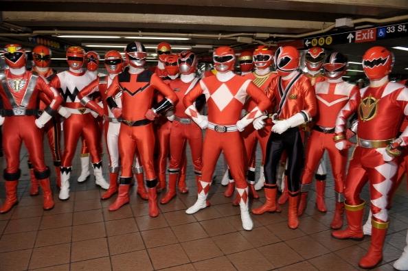 new hd movies power rangers 2017