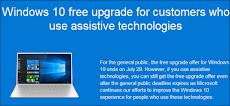 Cara Upgrade Windows 10 Gratis Terbaru dari Aksesibilitas Microsoft