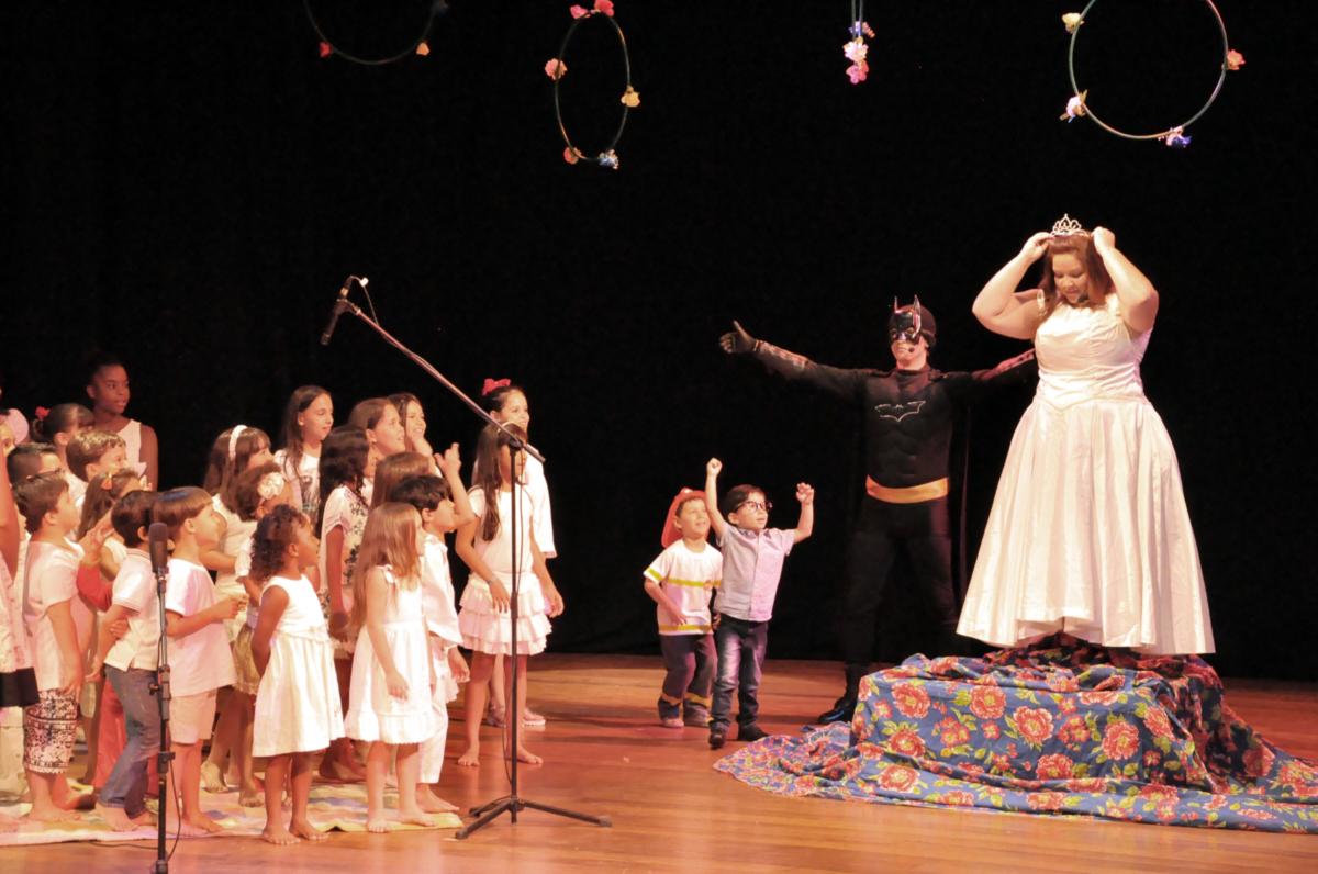 Escola de Música promove apresentações para celebrar a infância