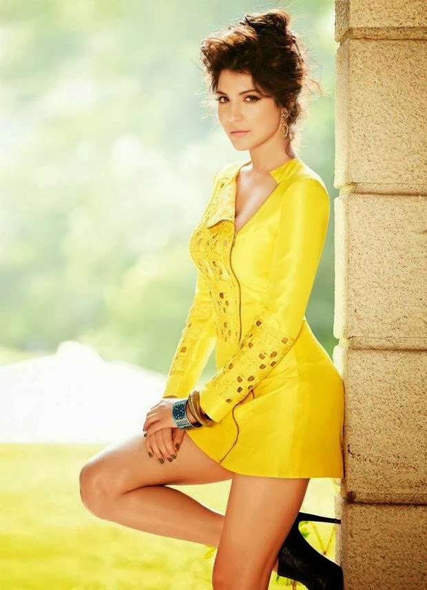 Anushka Sharma Photoshoot for Filmfare