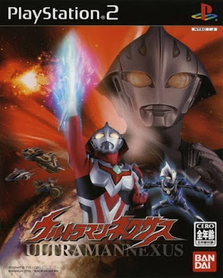Ultraman Nexus PS2 GAME ISO
