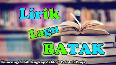 Jembatan Barelang Lirik |Hupasahat Hatakki Tuho_Perdana Trio