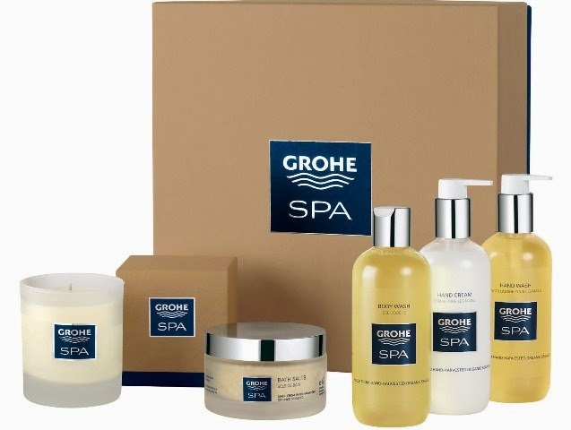 grohe spa lifestyle accessories luxury bathroom