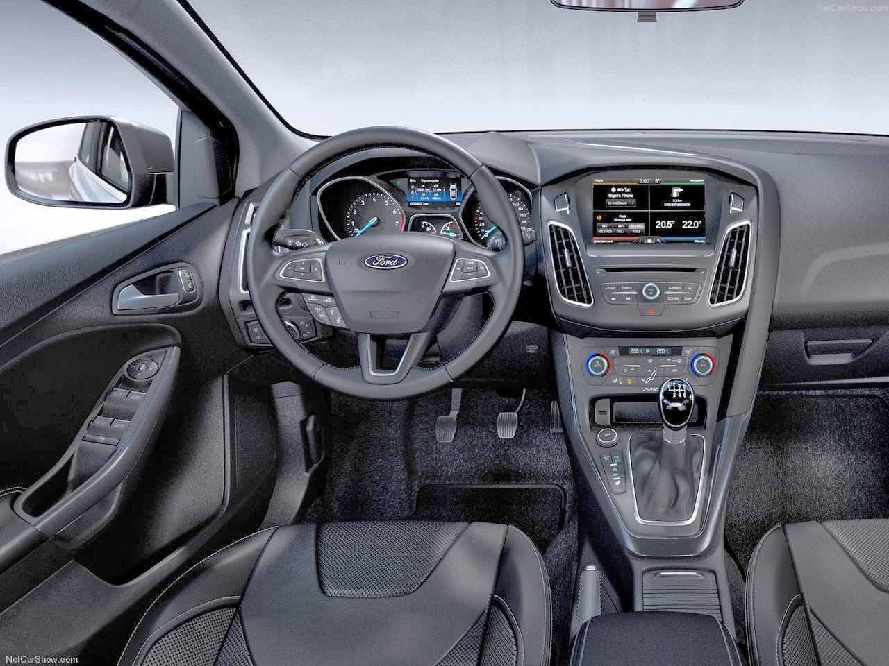 The New Ford Focus Elevates The Worldu0027s Best Selling Nameplate With A  Bolder, More Emotive Exterior Design, A Finely Crafted, Intuitive New  Interior, ...