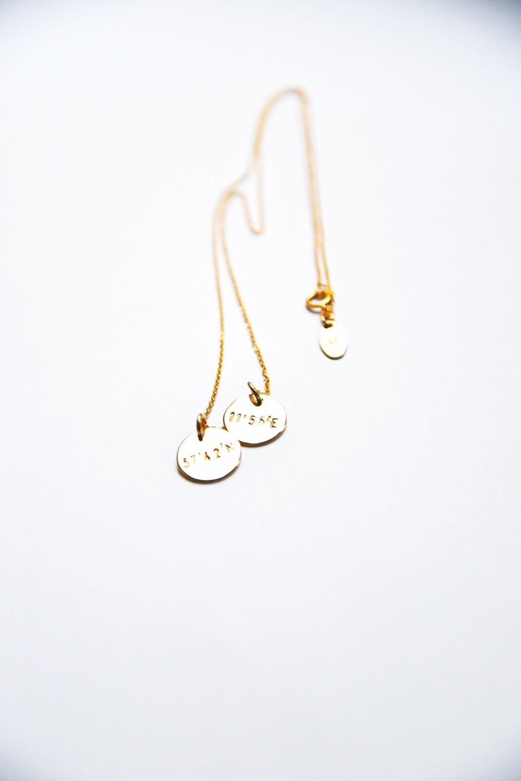 halsband GOLD tunn  belcher chain  18