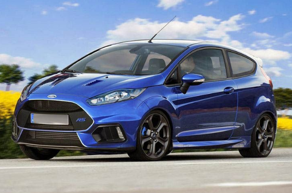 2018 Ford Fiesta ST Review - Ford References