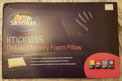 Silentnight Impress Memory Foam Pillow Review