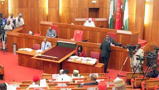 senate chamber Abuja