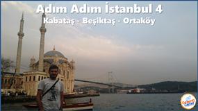 İSTANBUL - Kabataş & Beşiktaş & Ortaköy