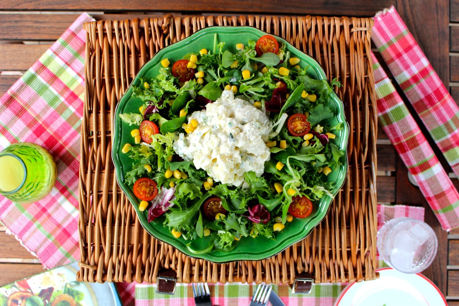 Florette Salad Idea