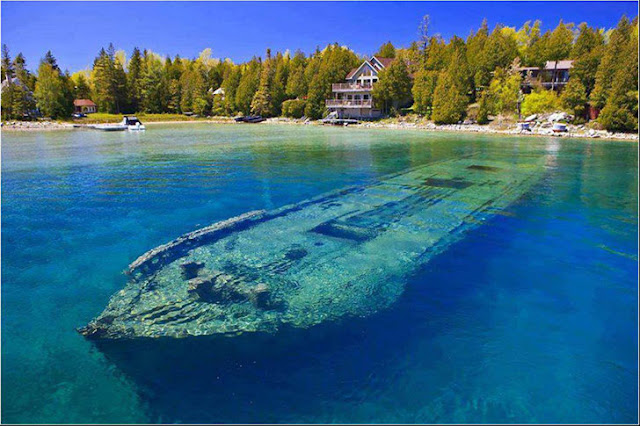 kapal Sweepstakes yang tenggelam selama berabad abad