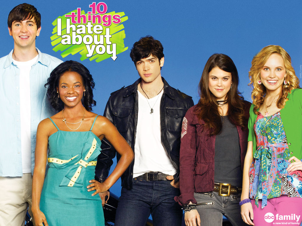 Moonlight Drive: 10 THINGS I HATE ABOUT YOU