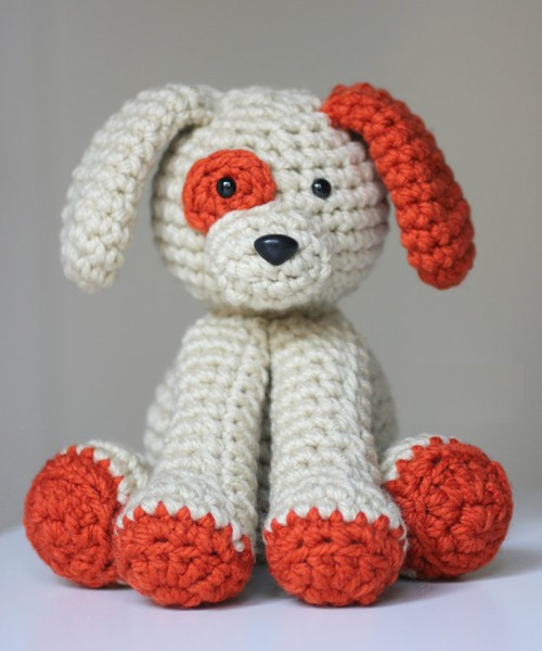 Plush Puppy - Free Pattern