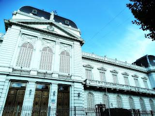 Palacio de Justicia de La Plata, Argentina