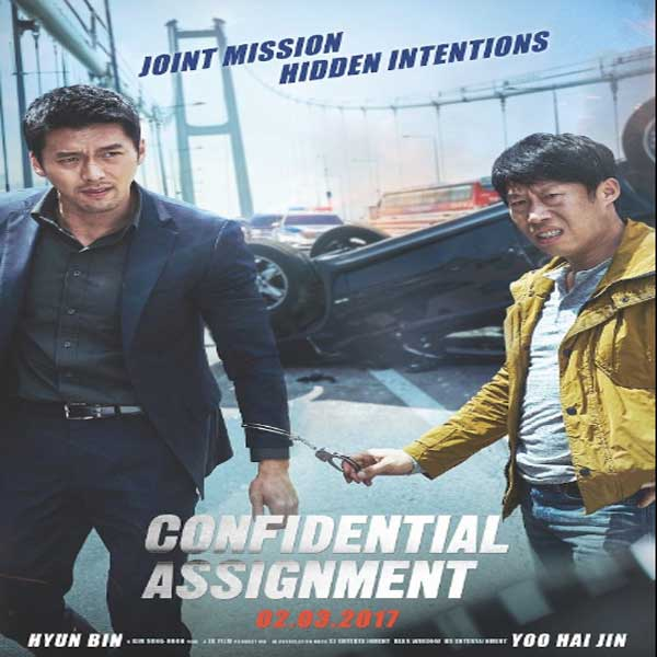 Confidential Assignment, Confidential Assignment Synopsis, Confidential Assignment Trailer, Confidential Assignment Review