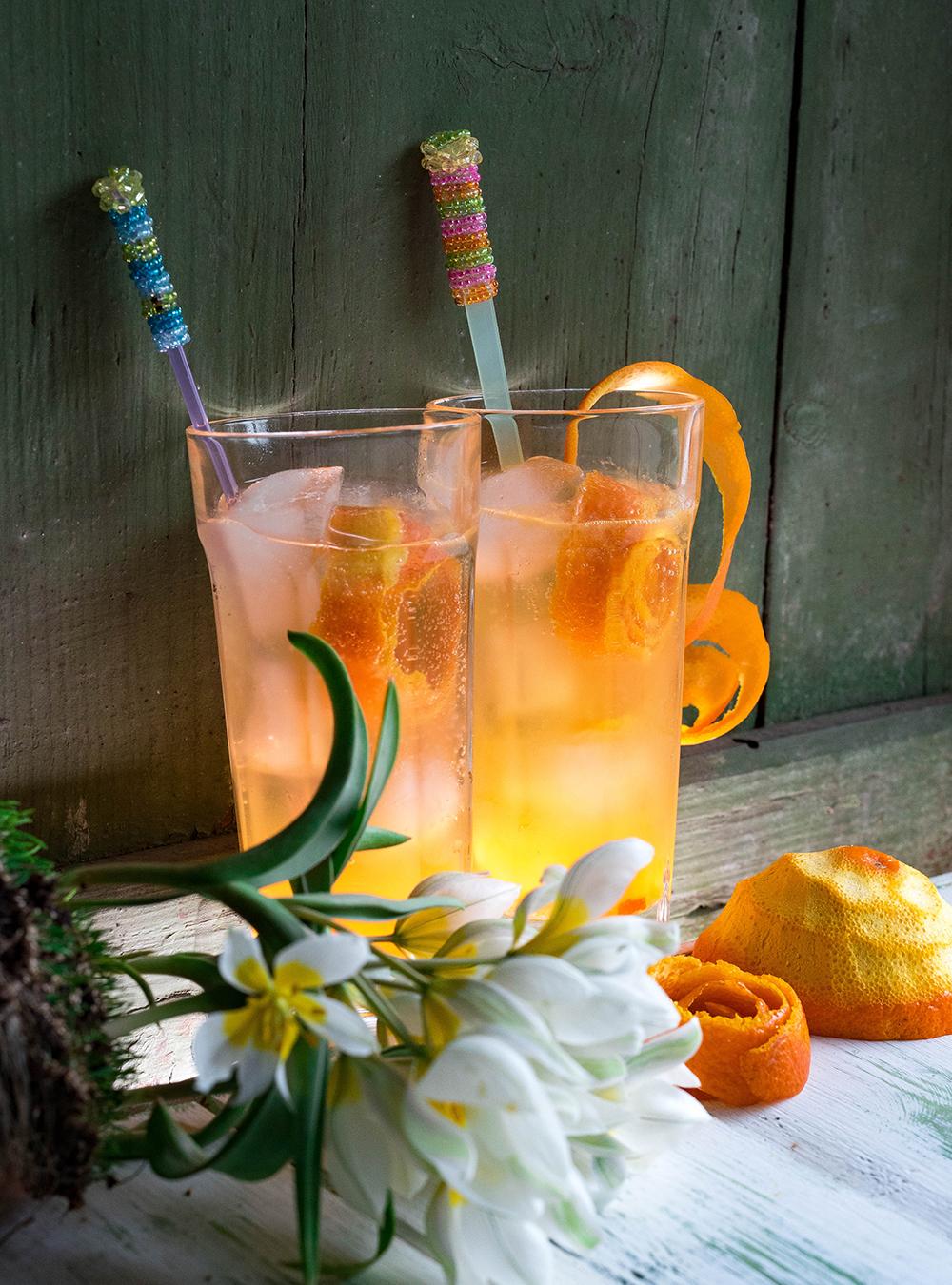 Triple Orange Gin & Tonic
