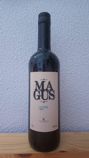 Magus, DO Ribera del Guadiana, Joven 2017