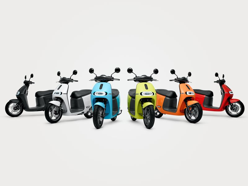Gogoro 2 scooter price and specification