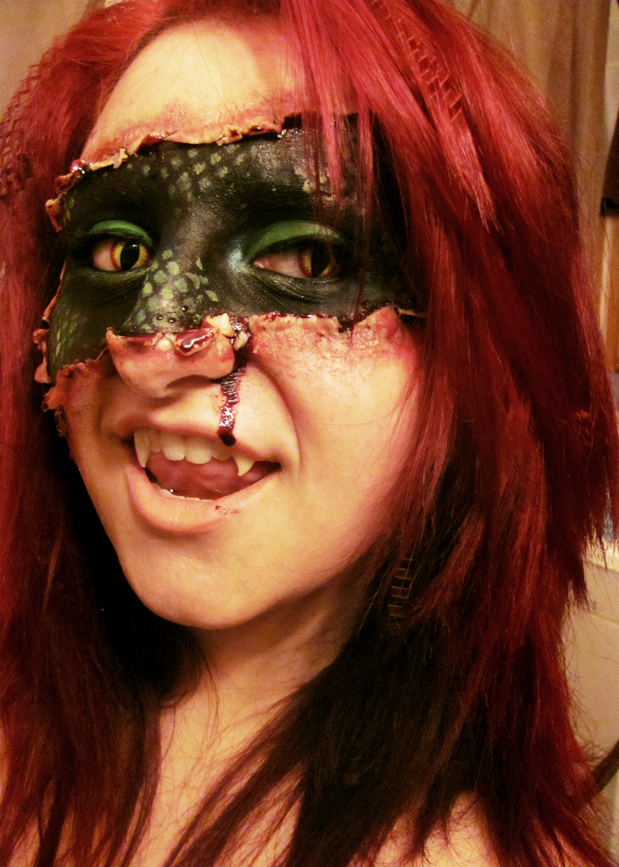 Special Effects Makeup: Makeup By A 20-Something