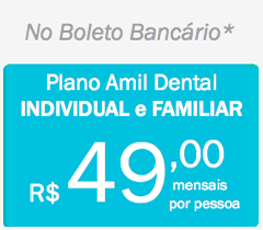 Contrate agora Amil Denta Online