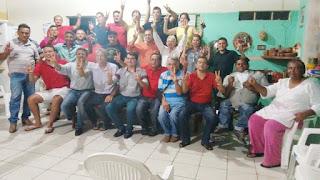 Olivânio reafirma pré-candidatura com vice Ademar Dantas e apoio de 9 partidos