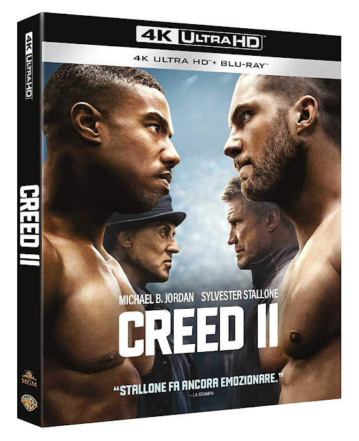 Creed II Home Video