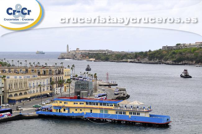► Norwegian Cruise Line, Oceania Cruises y Regent Seven Seas Cruises navegarán en una selección de cruceros, que incluyen escalas en la Habana