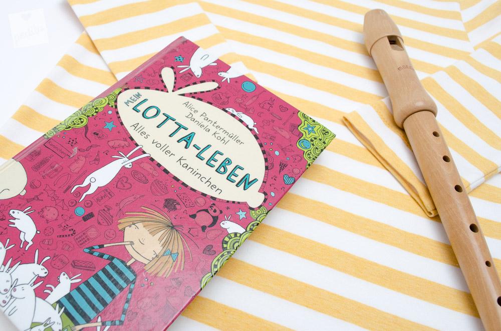 Streifenliebe LeBretöngchen: Mein Lotta-Leben, Alles voller Kaninchen