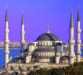 Paket Umroh Plus Turki 12 Maret 2016