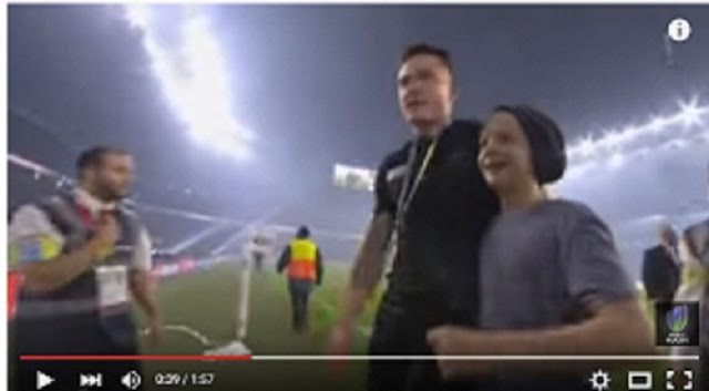 Sikap Pemain Rugby Muslim Ini Telah Mengharumkan Islam (Video)