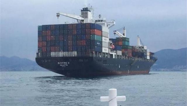 Κατάσχεση ρεκόρ 300 κιλών κοκαΐνης σε ελληνικό εμπορικό πλοίο στη Γένοβα
