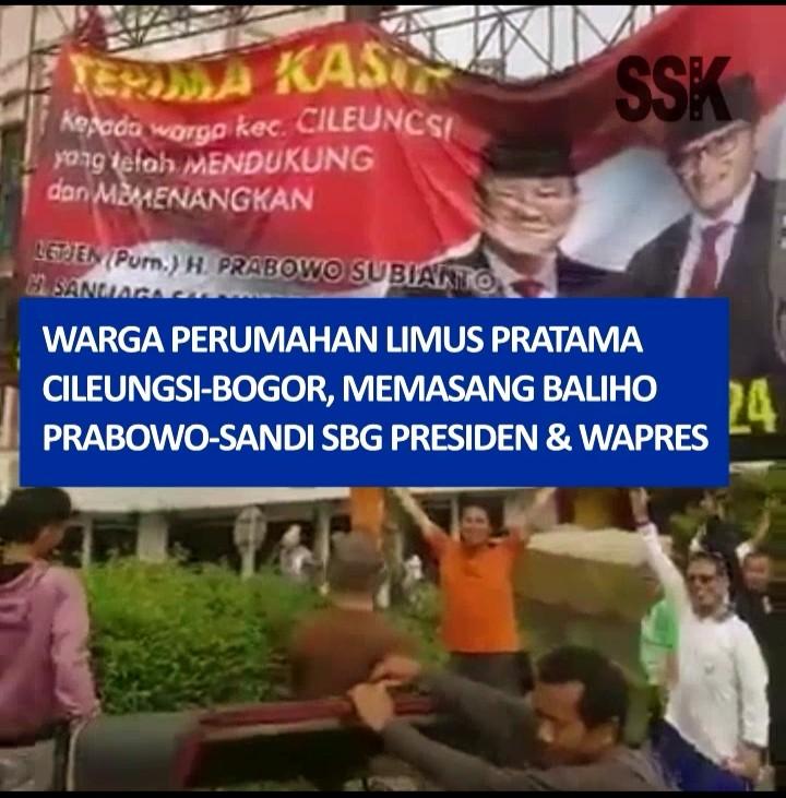 Usai Tagar dan Kaos, Rezim Sekarang Takut Baliho?