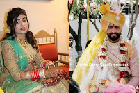 Ravindra Jadeja Marriage Rare Photos