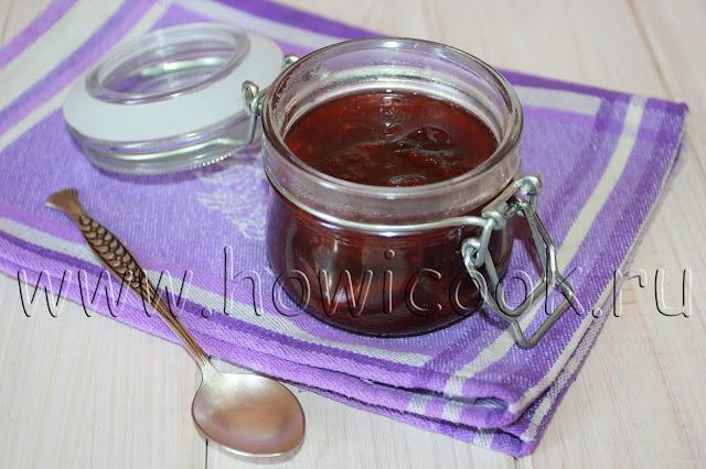 рецепт сливового соуса от джейми оливера