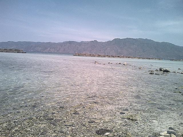 pantai di alor NTT