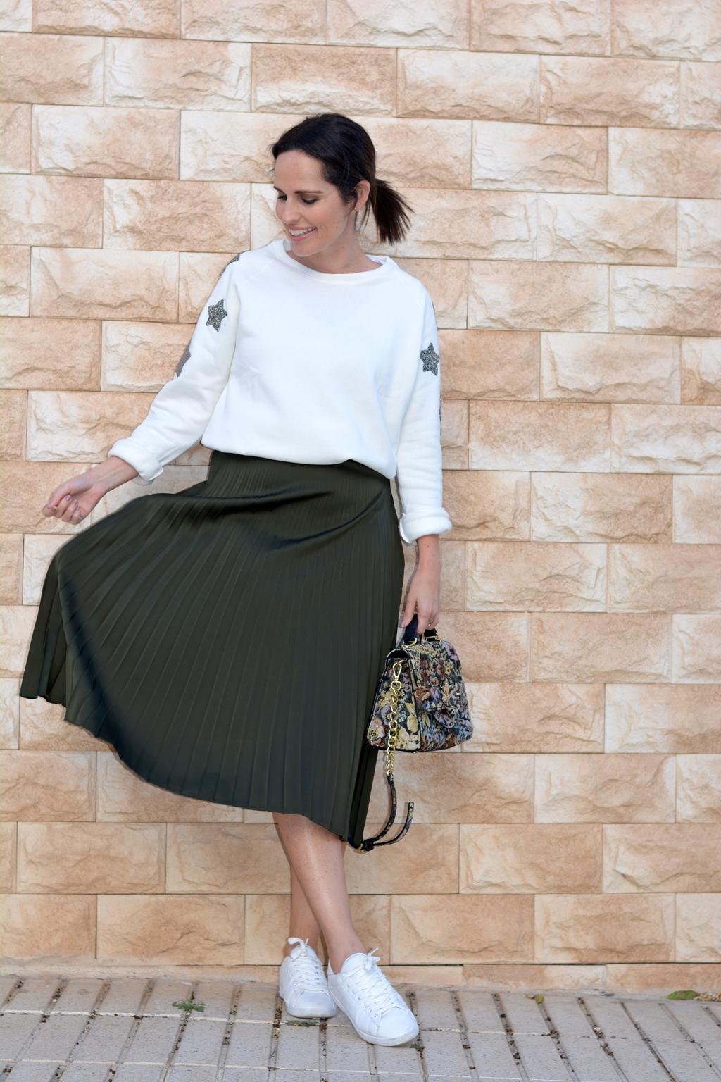falda-midi-stradivarius-outfit-street-style