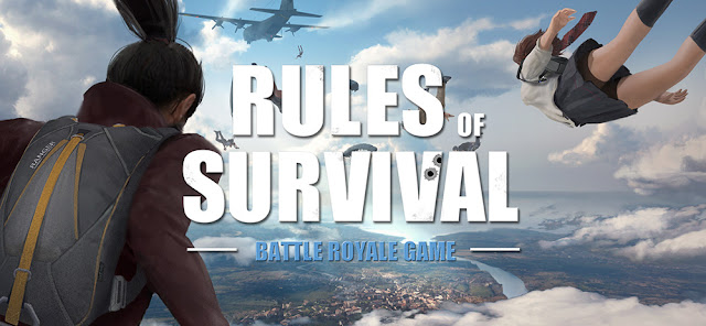 CHEAT Rules of Survival All WORLD 2018 (Gratis)