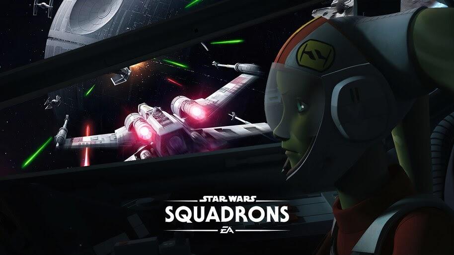Star Wars Squadrons, X-wing, Pilot, 4K, #5.2165