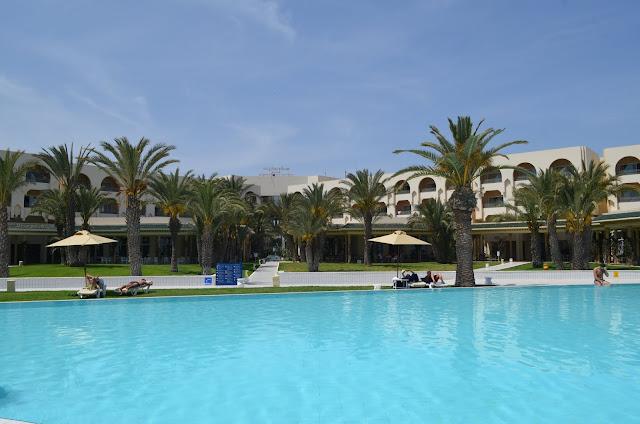 Resorts no Litoral da Tunísia